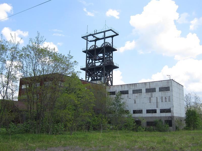 住友赤平炭鉱立坑